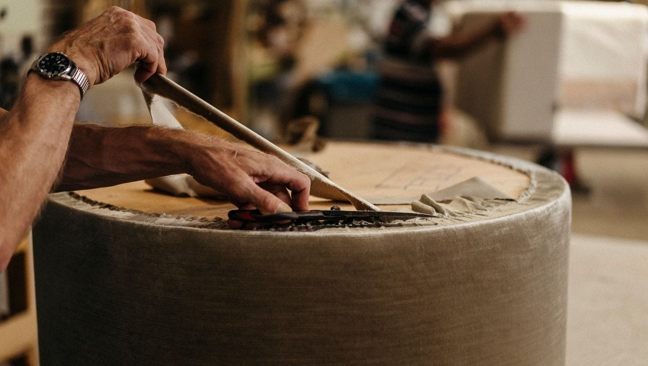 Nederlandse meubelfabrikant