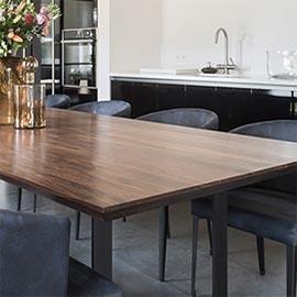 Maatwerk meubelen - Tafels