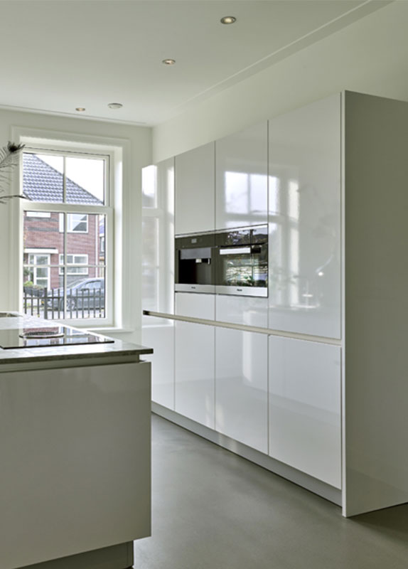 Modelwoning groothuis bouw Emmeloord GH2