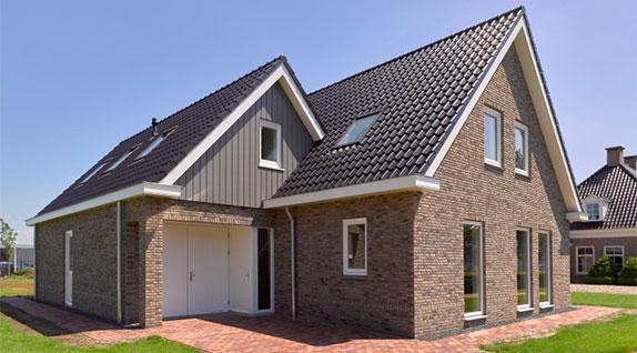 Modelwoning groothuisbouw Emmeloord GL6