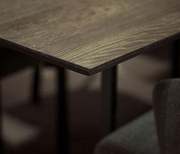 Edge salontafel